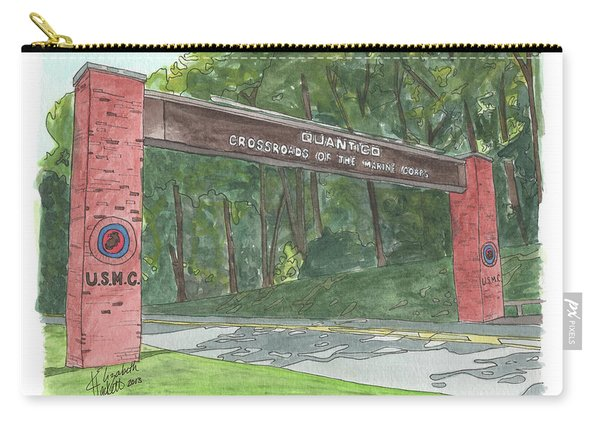 Quantico Welcome Carry-all Pouch