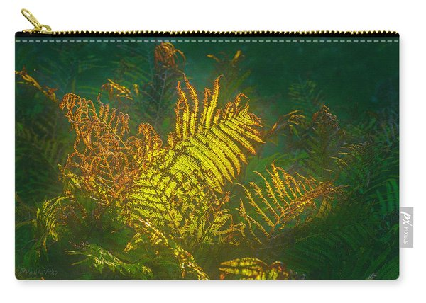 Quantum Fern.... Carry-all Pouch