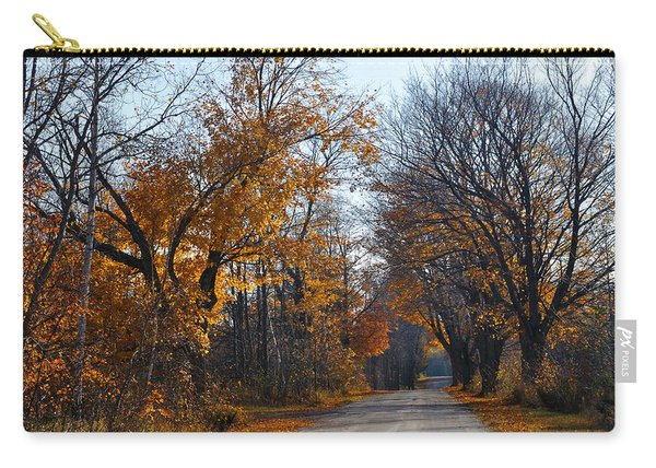 Quarterline Road Carry-all Pouch