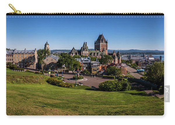 Quebec City Panorama Carry-all Pouch