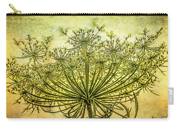 Queen Anne's Lace At Sunrise Carry-all Pouch