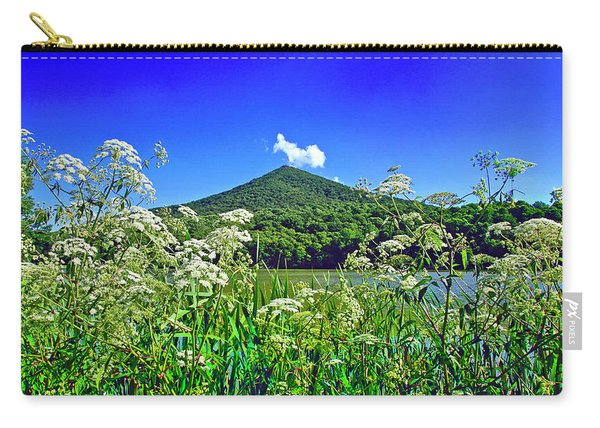 Queen Anne's Lace, Peaks Of Otter  Carry-all Pouch