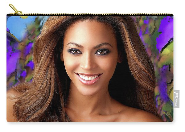 Queen Beyonce Carry-all Pouch