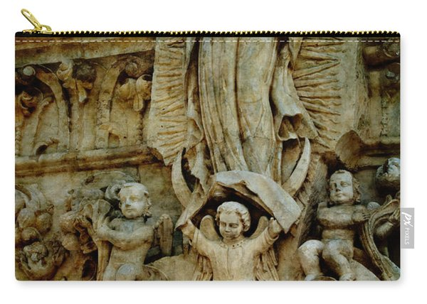Queen Of The Missions Carry-all Pouch