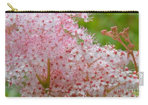 Queen Of The Prairie Nature Art Carry-all Pouch