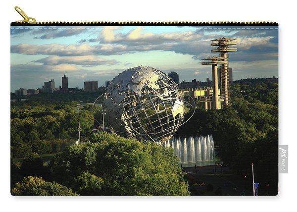 Queens New York City - Unisphere Carry-all Pouch