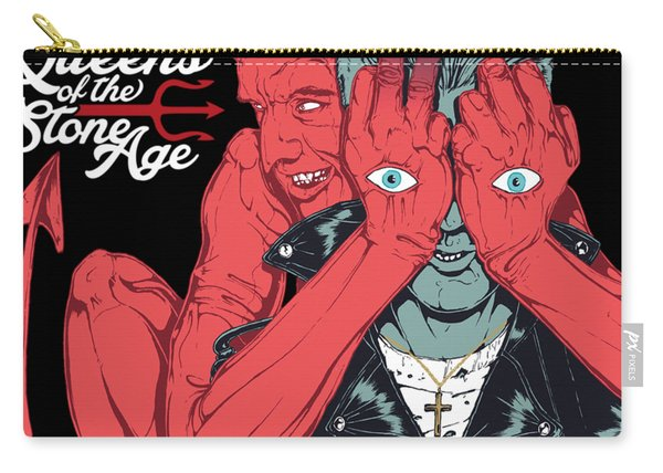 Queens Of The Stone Age Carry-all Pouch