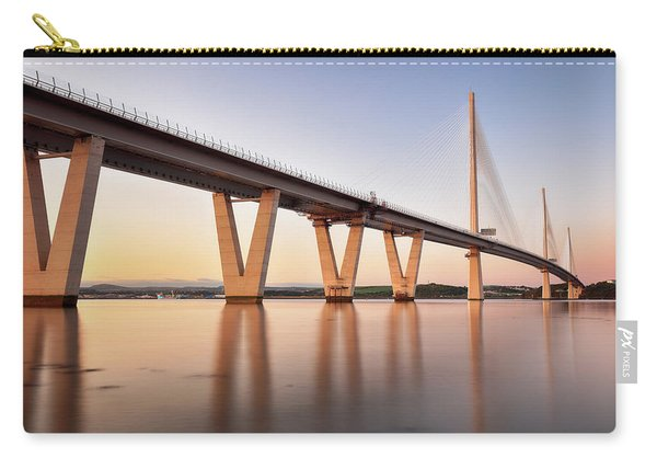 Queensferry Crossing Carry-all Pouch