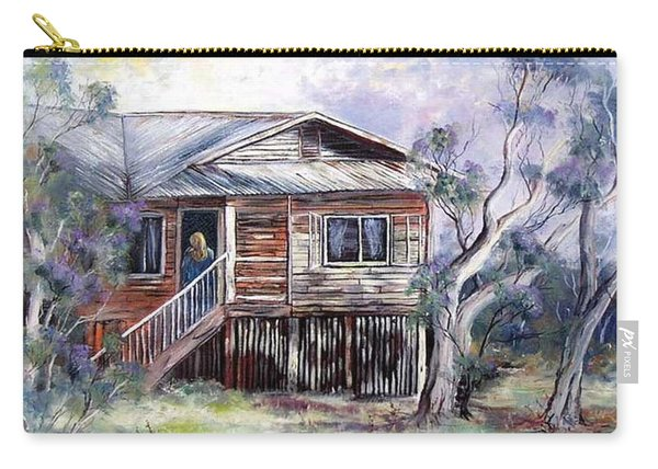 Queenslander Style House, Cloncurry. Carry-all Pouch