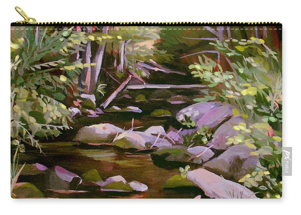 Quiet Brook Carry-all Pouch
