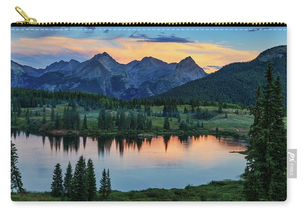 Quiet In The San Juans Carry-all Pouch