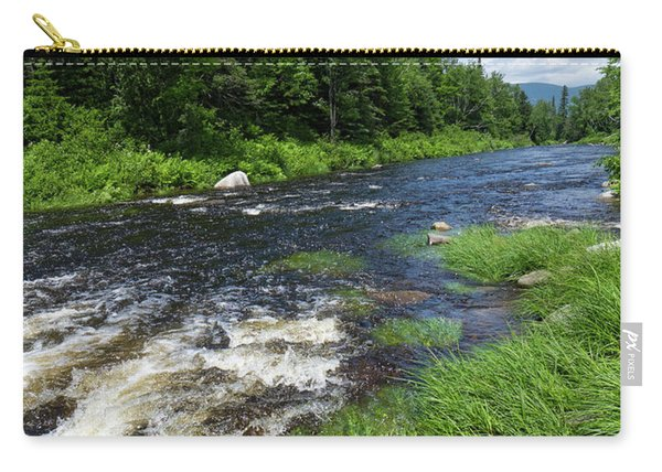 Quill Pond Brook Near Rangeley Maine  -70748 Carry-all Pouch