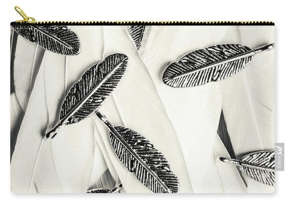 Quills Of A Feather Carry-all Pouch