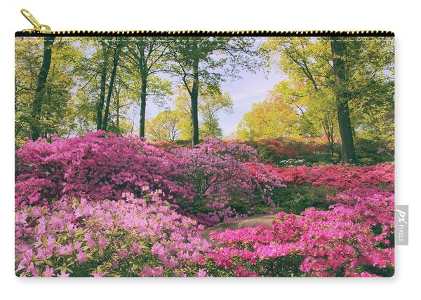 The Colors Of May Carry-all Pouch