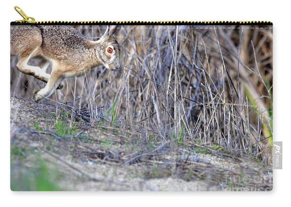 Rabbit In Flight . 40d12006 Carry-all Pouch