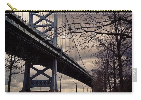 Race Street Pier Carry-all Pouch