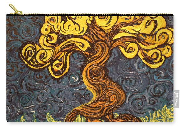 Radiant Within Carry-all Pouch