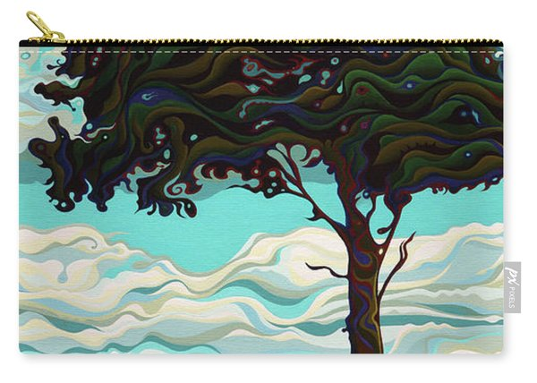Raging Sky Po-e-tree Carry-all Pouch