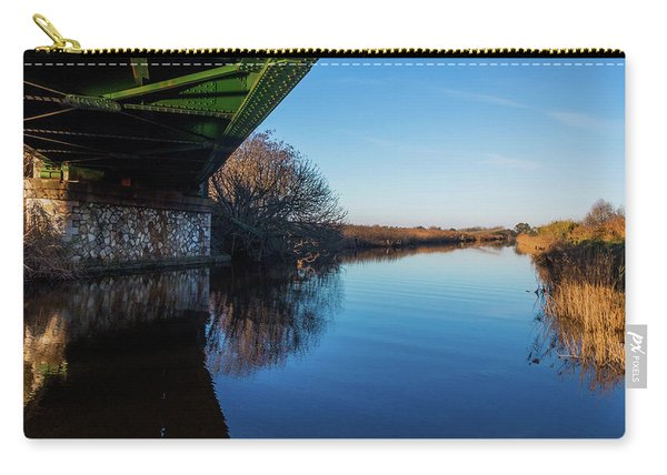 Railway Bridge Carry-all Pouch