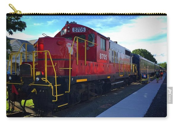 Blue Ridge Railway Carry-all Pouch
