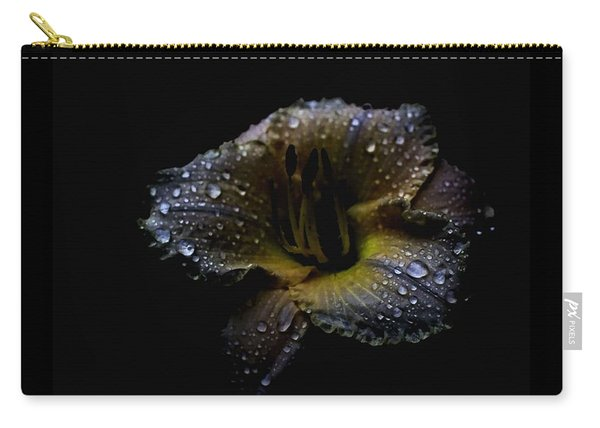 Rain Day Lily 3 Carry-all Pouch