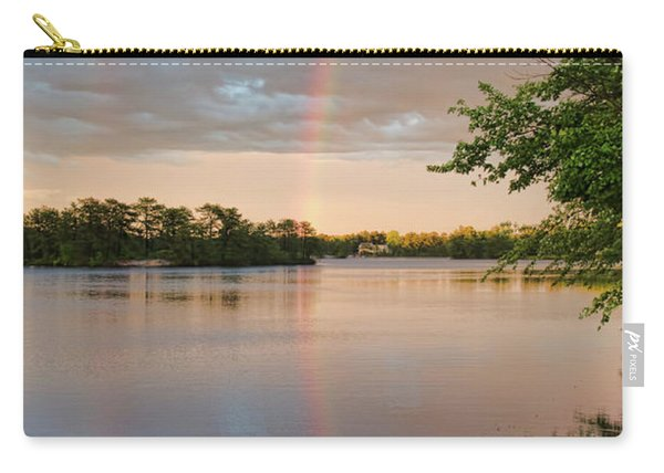 Rainbow After The Storm Carry-all Pouch