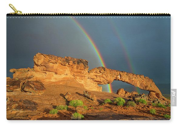Rainbow Arch Carry-all Pouch