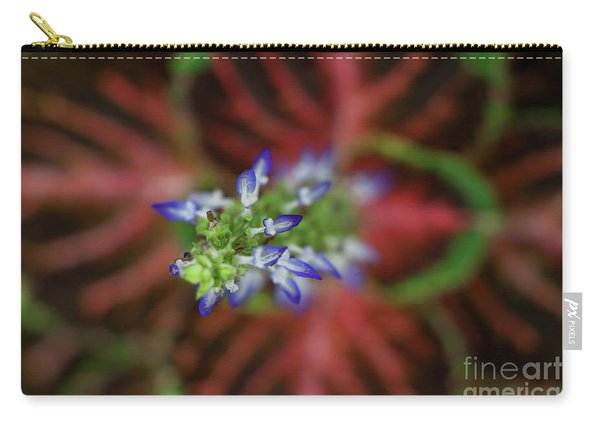 Rainbow Coleus Carry-all Pouch
