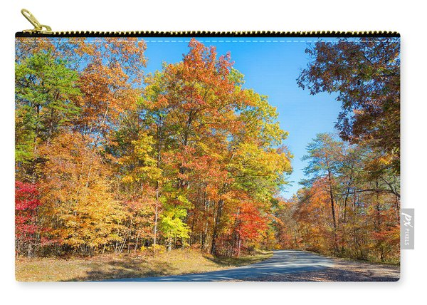 Rainbow Colored Drive Carry-all Pouch