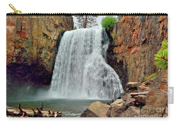 Rainbow Falls 10 Carry-all Pouch