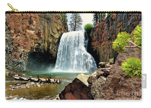 Rainbow Falls 15 Carry-all Pouch