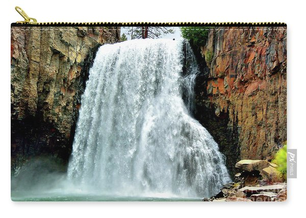Rainbow Falls 16 Carry-all Pouch