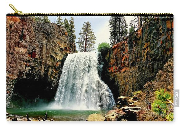 Rainbow Falls 8 Carry-all Pouch
