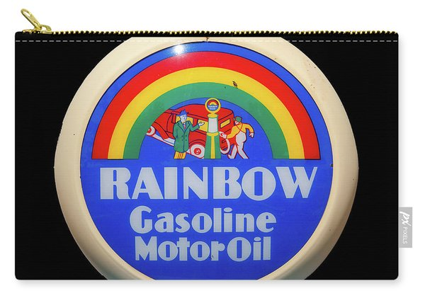 Rainbow Gasoline Carry-all Pouch
