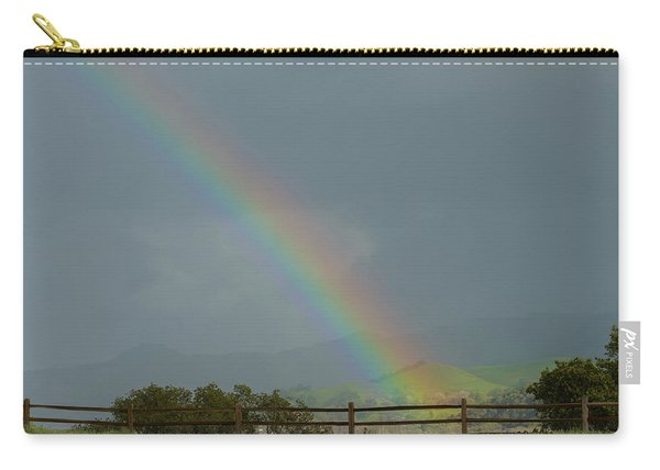 Rainbow On Valhalla Dr. Carry-all Pouch