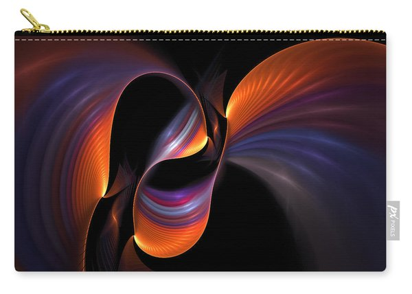 Rainbow Tango Carry-all Pouch