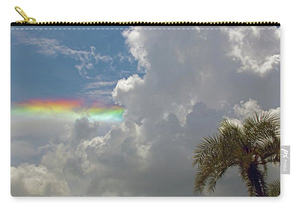 Rainbow To Nowhere Carry-all Pouch