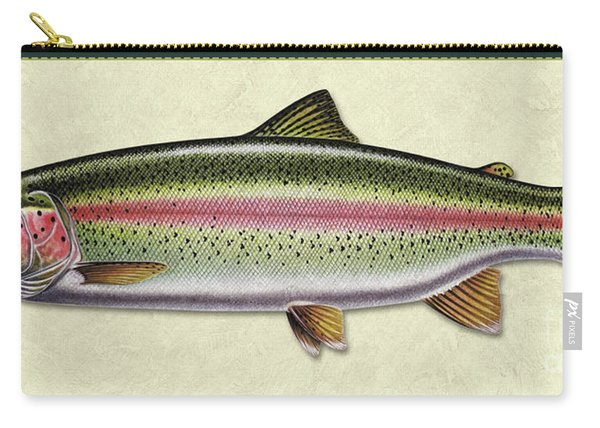 Rainbow Trout Id Carry-all Pouch