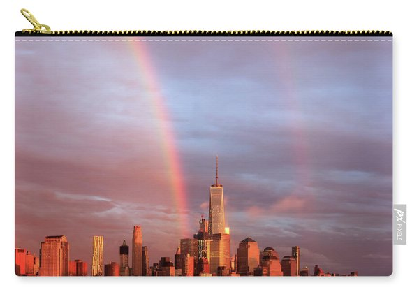 Rainbows In Nyc Carry-all Pouch