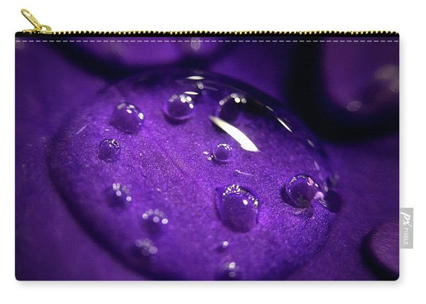 Raindrop, Prn Carry-all Pouch