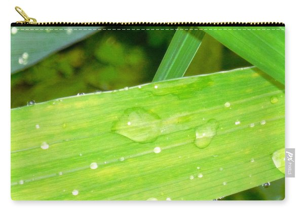 Raindrops Carry-all Pouch