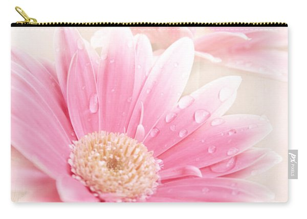 Raining Petals Carry-all Pouch