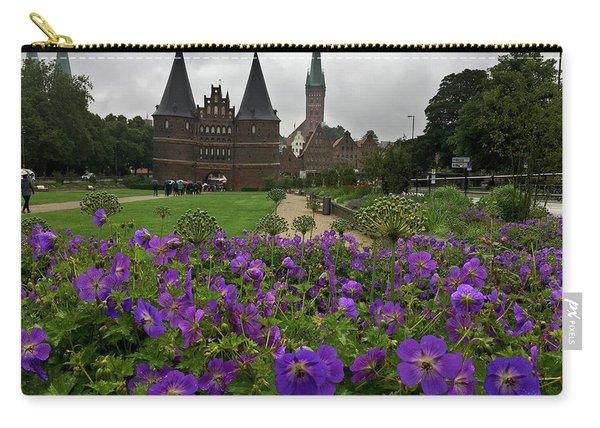 Rainy Luebeck Is Beautiful Carry-all Pouch