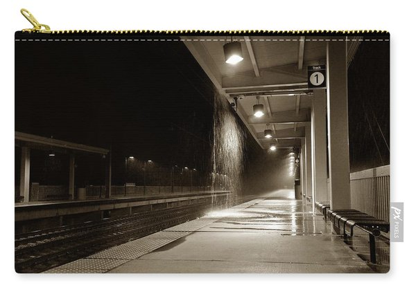 Rainy Night In Baltimore Carry-all Pouch