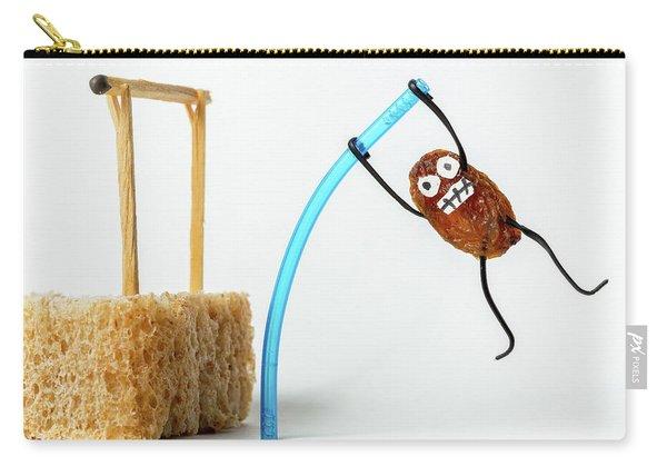 Raisin Pole Vault Carry-all Pouch