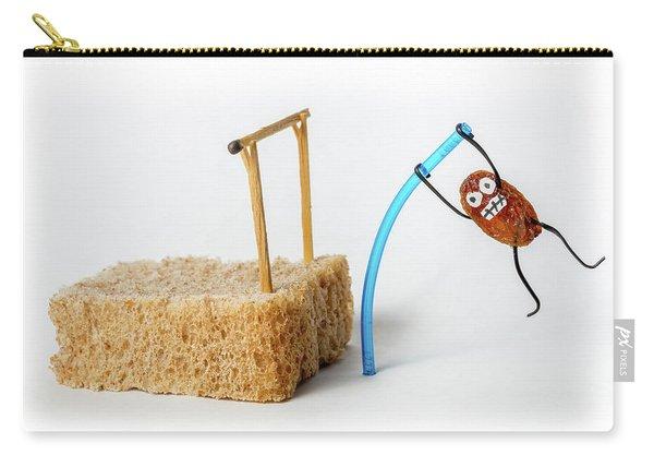 Raisin The Bar Carry-all Pouch
