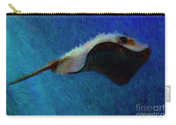 Rajiformes Carry-all Pouch