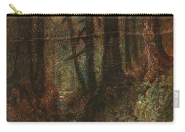 Ralph Albert Blakelock  1847  1919  Woodland Stream Carry-all Pouch