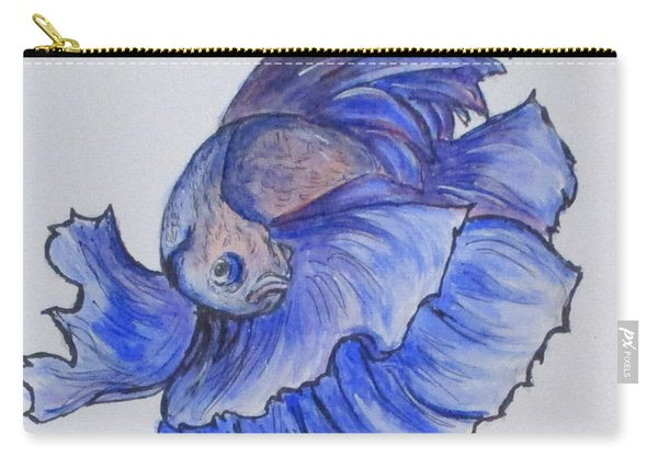Ralphi, Betta Fish Carry-all Pouch