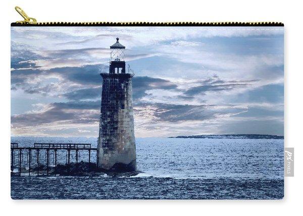 Ram Island Head Lighthouse.jpg Carry-all Pouch